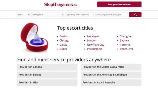 Skipthegames escort site